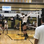Wasatch High School Girls Varsity Volleyball beat Timpanogos High School 3-0