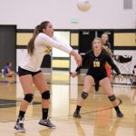 WHS Volleyball Cruises Past Provo at Home Finale