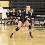 Wasatch High School Girls Varsity Volleyball falls to Maple Mountain High School 3-1