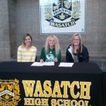 Abby West signs with UVU