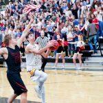 Boys' Basketball Throttles Woods Cross