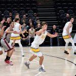 Boys Junior Varsity Basketball falls to Brighton 61 – 49