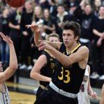 Boys Junior Varsity Basketball falls to Springville 58 – 46