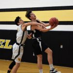 Boys Sophomore Basketball beats Skyridge 77 – 72