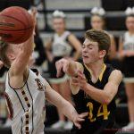 Boys Junior Varsity Basketball falls to Skyridge 70 – 58