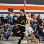 Boys Junior Varsity Basketball falls to Timpanogos 56 – 41