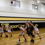 Boys Sophomore Basketball falls to Maple Mountain 65 – 51