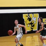 Boys Freshman Basketball falls to Skyridge 63 – 55