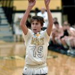 Boys Junior Varsity Basketball falls to Springville 54 – 48