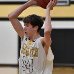Boys Sophomore Basketball beats Provo 68 – 42