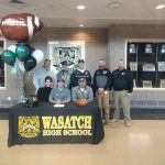 Damon Vargas signs with Adams State