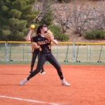 Softball pounds Springville 9-1