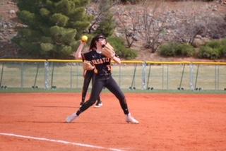 Softball pounds Springville 9-1