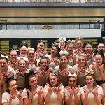 2018-19 Cheerleaders selected