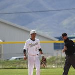 Boys Varsity Baseball falls to Maple Mountain 5 – 4