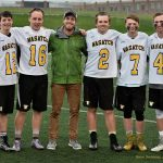 Boys Lacrosse defeats Bear River on Senior Night