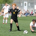 Boys Junior Varsity Soccer beats Timpview 8 – 0