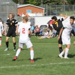 Boys Junior Varsity Soccer beats Maple Mountain 4 – 1