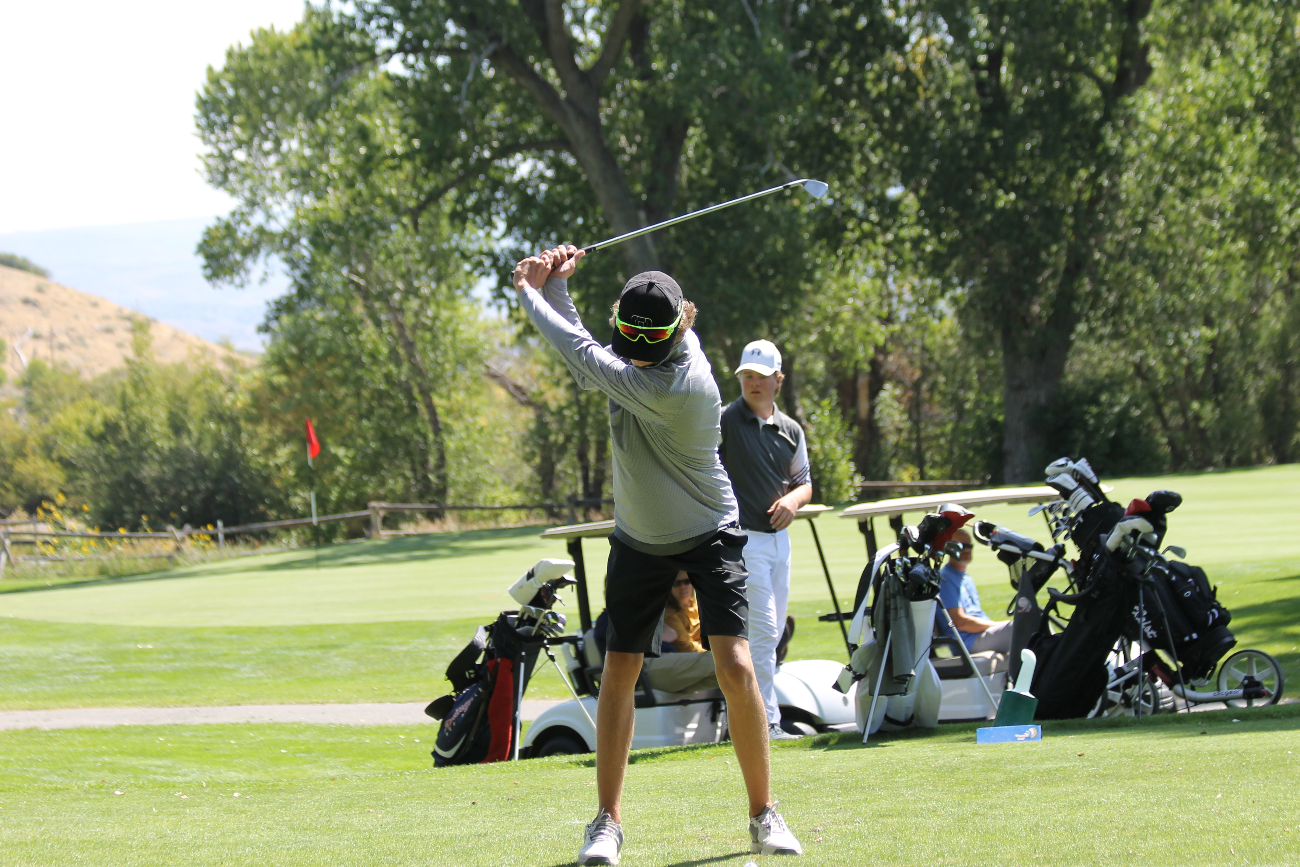 Boys Golf Tryouts on July 15th and 16th