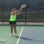 Girl's Tennis Win the Region VIII Title
