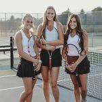 Girls Tennis Dominates the Region