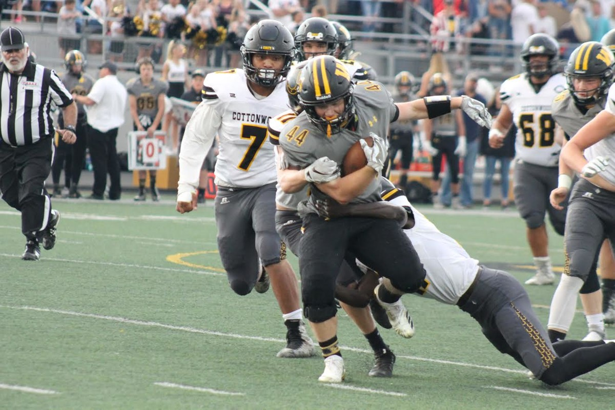 Wasatch Bounces Back in Lopsided win over Cottonwood
