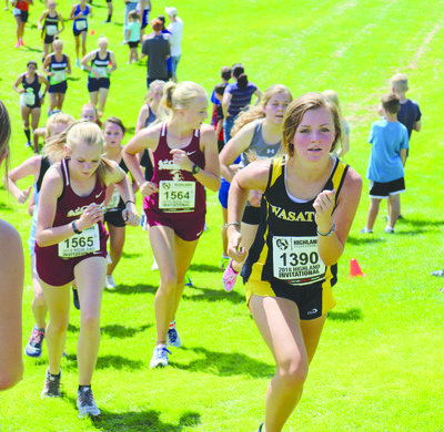 Cross Country Host at Soldier Hollow