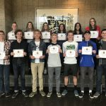Academic All-Staters- Record setting Fall Athletes