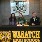Tori Dorius Signs with UVU for Volleyball