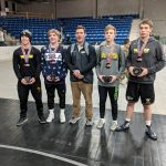 Wasatch Wrestlers place 3rd at the Rumble