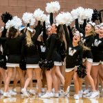 Cheer Photos- Region Drill Competition