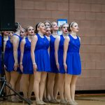 Dance Routine- @ Region Drill Competition