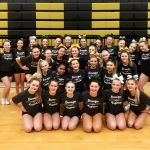 2019-20 Cheer team selected