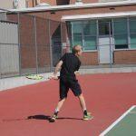 Boys Tennis vs Highland 3/20/19