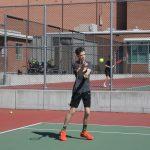 Boys Tennis beats Timpanogos 3-2