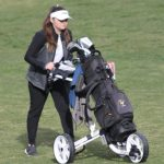 Girls Golf places 5th in wet conditions at Spanish Oaks