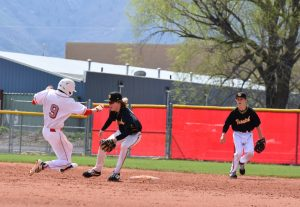 Freshman Baseball @ Spanish Fork 4/13/19