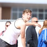 Track competes in BYU Invitational