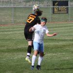 Boys Freshman Soccer win big vs Salem Hills at Wasatch Showcase 4.20.19