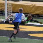 Boys Freshman Soccer win again vs Orem at Wasatch Showcase 4.20.19