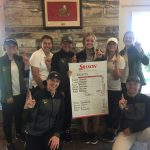 Girls Golf takes 1st at Wasatch Match