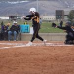 Softball pounds Olympus 14-1