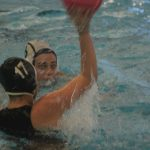 Girls Water Polo hang tough but can't hold on vs Skyline, 4.30.19