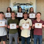 Academic All-Staters for Spring Sports