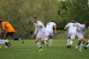 Varsity Soccer vs. Springville