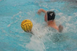 Boys Water Polo beat Copper Hills 14-6 in second game of State Championships, 5.10.19