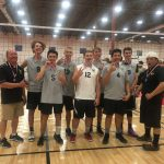 Boys Fall Club Volleyball Tryouts – Saturday, September 14th at 10:30 AM