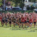 Timpview Cross Country Meet: Girls Varsity Taking it for the Win