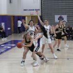 Girls Varsity Basketball falls to Skyridge 51 – 36