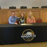 Mayson Kelly Signs Letter of Intent for Soccer